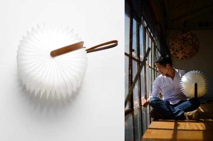Lampe-Lumio-de-Max-Gunawan-lampe a poser design contemporain led Nedgis