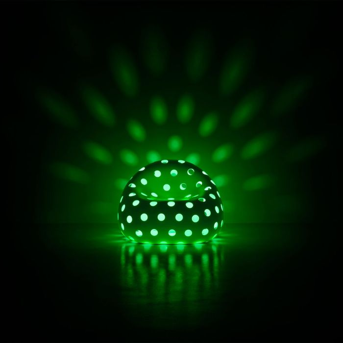 airball armchair light green Nedgis