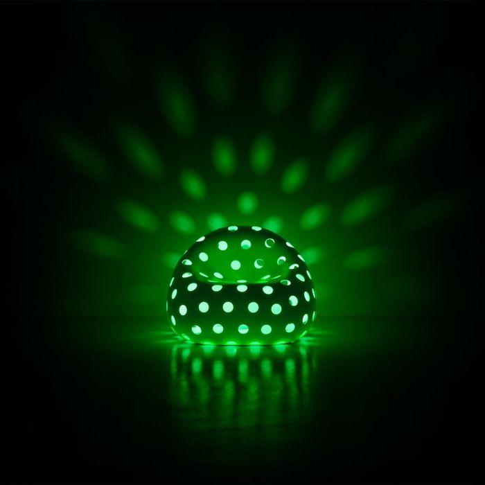 airball armchair light green Nedgis