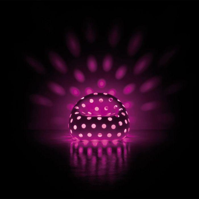 airball armchair light pink Nedgis