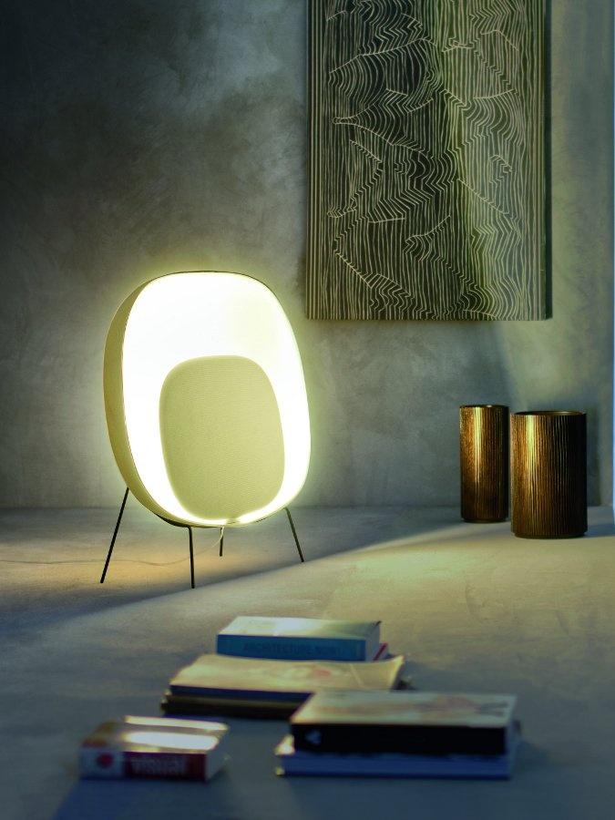 La lampe Stewy de chez Foscarini