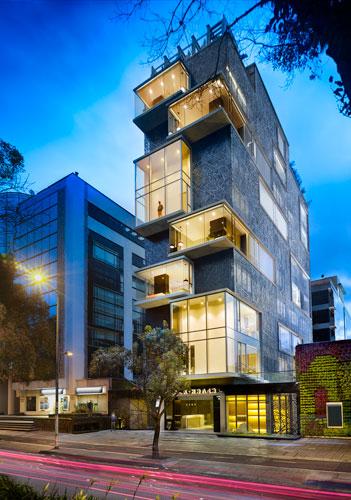 Hotel Click clack Bogota Nedgis 1