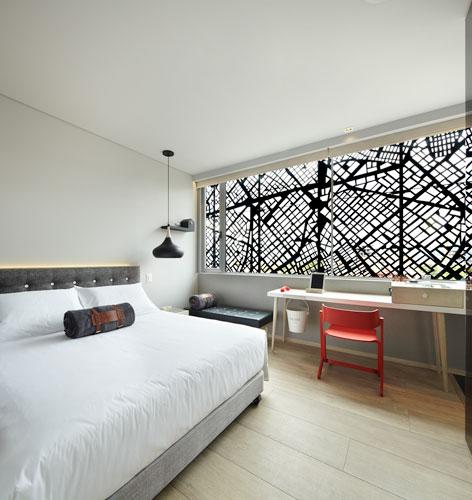 Hotel Click clack Bogota Nedgis 11