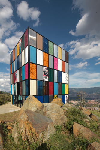 Sergio Gomez Rubik's cube 6 Nedgis