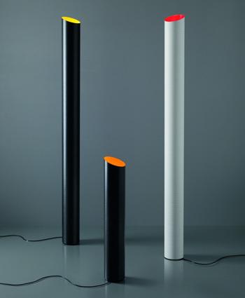 SLice Karboxx floor light Nedgis lampadaire coloré design