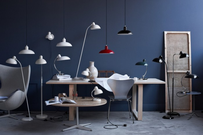 Chirstian Dell Lampe Luxus