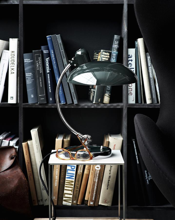 kaiser idell lampe de bureau 6631 luxus ic ne du. Black Bedroom Furniture Sets. Home Design Ideas