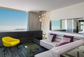 Hotel WChicago-LakeshoreCURRENTbedroom meyer davis