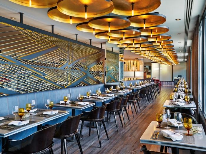 Hotel-WChicago restaurant Meyer Davis