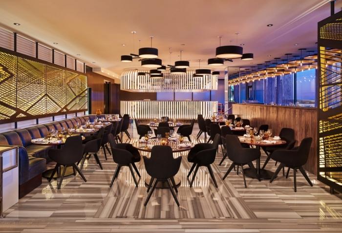 Hotel-WChicago restaurant