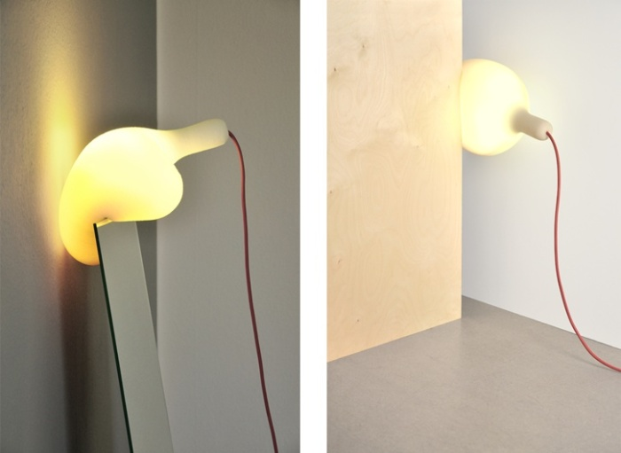 SIMON FRAMBACH SOFT LIGHT LUMINAIRE SOUPLE NEDGIS 3