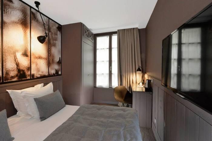 hotel emeraude Paris Nedgis chambre 3