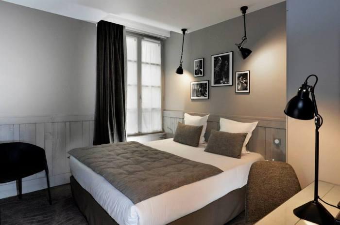 hotel emeraude Paris Nedgis chambre 4