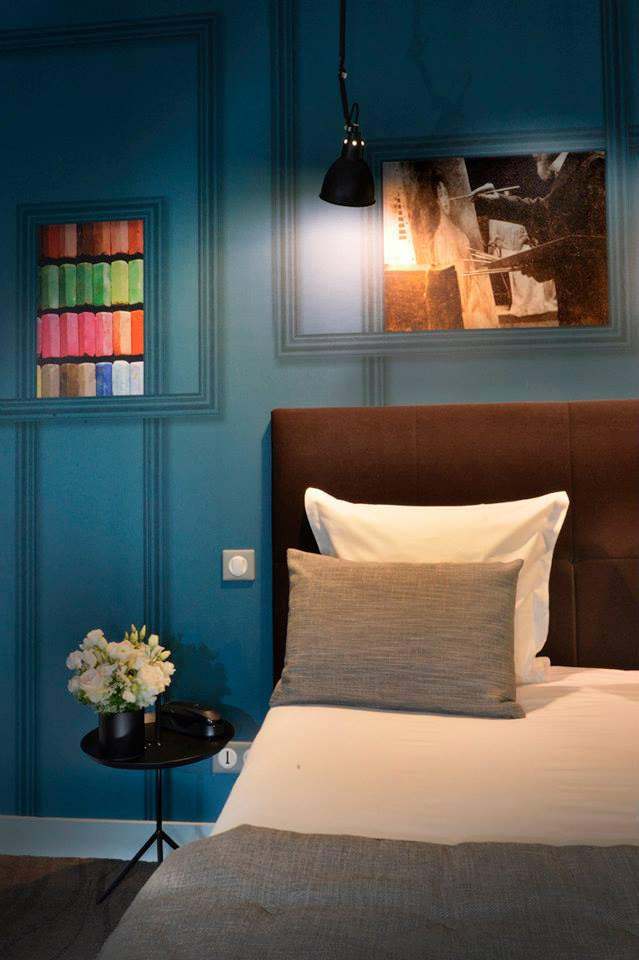 Hotel emeraude paris nedgis chambre for Chambre a partager paris