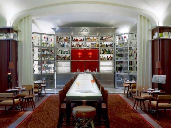 Palace Royal Monceau décoré par le designer Philippe Starck