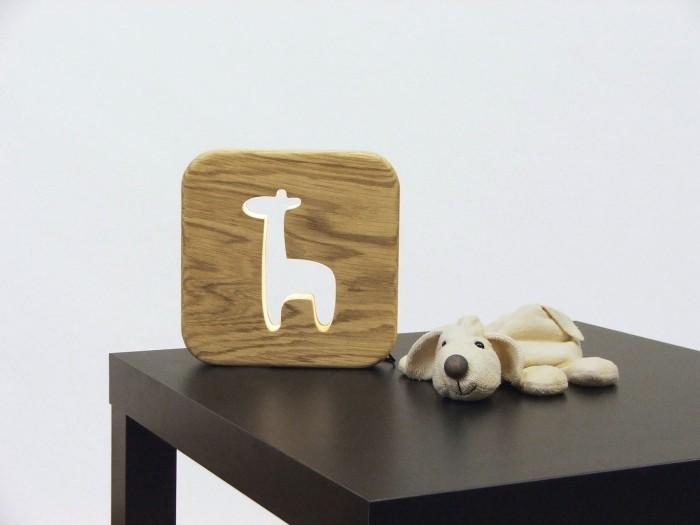 Blumen Girafe, lampe à poser enfant, veilleuse