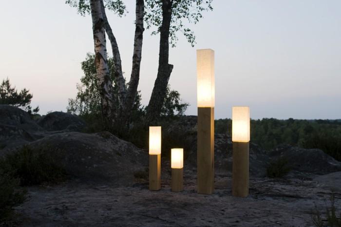 Blumen luminaire ecolo et design Nedgis