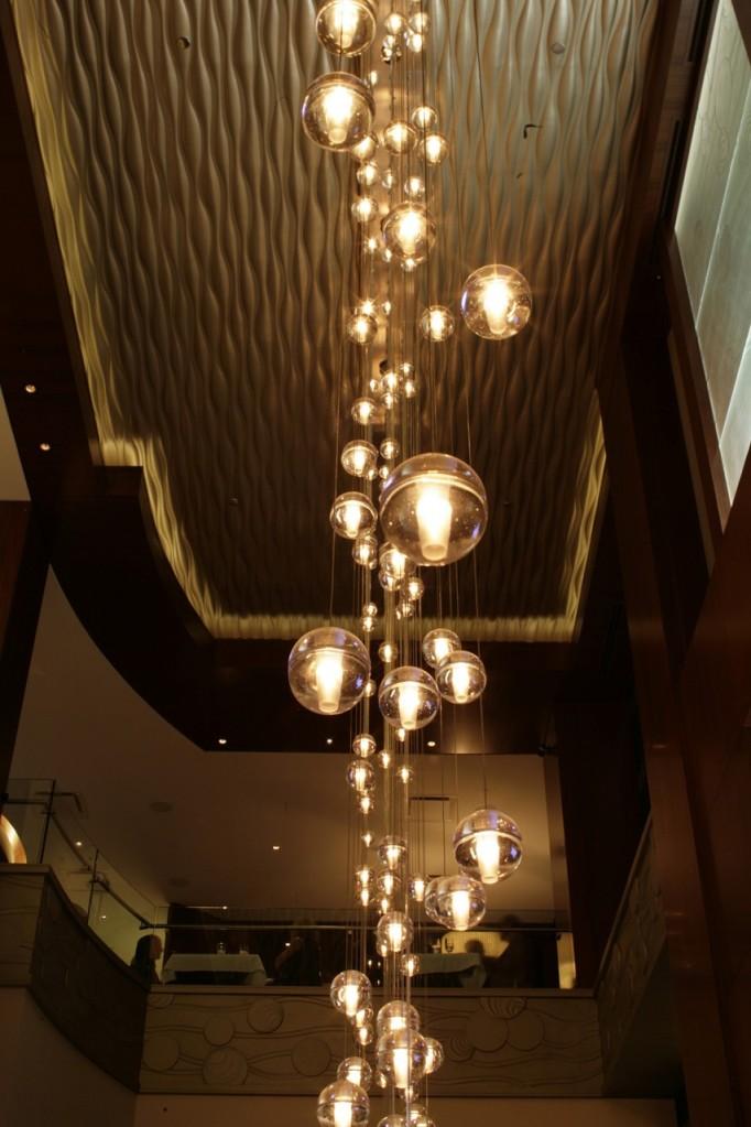 Lampe Bocci design canada lustre