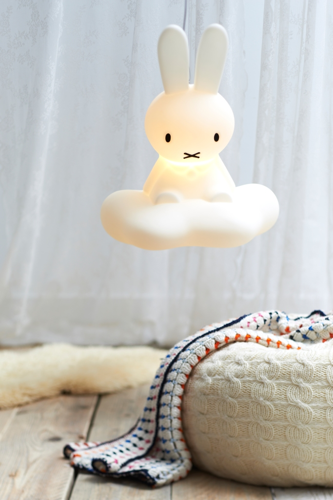 Lampe miffy suspension lapin design enfant mr maria chambre enfant lampe fun