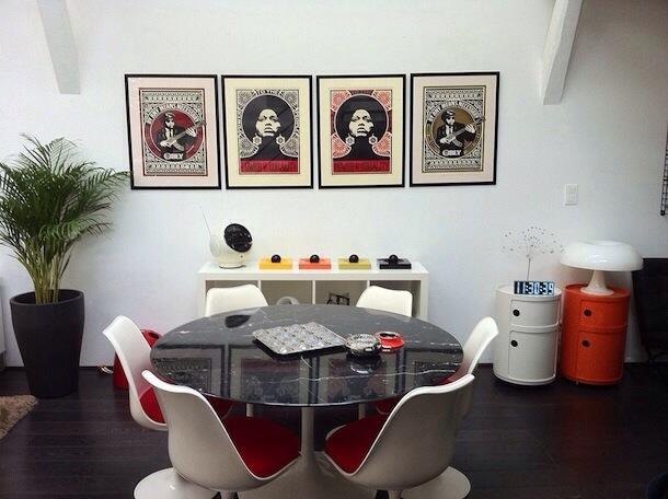 la lampe pop nesso une ic ne du design sign e de la maison italienne artemide. Black Bedroom Furniture Sets. Home Design Ideas