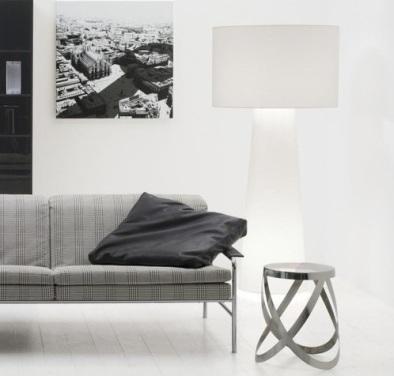 big shadow lampadaire cappellini luminaire design NEDGIS