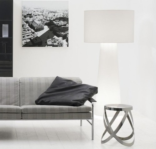 lampadaire cappellini big shadow marcel wanders. Black Bedroom Furniture Sets. Home Design Ideas