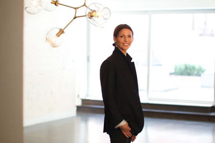 Lindsey Adelman-lustre branching bubble luminaire design