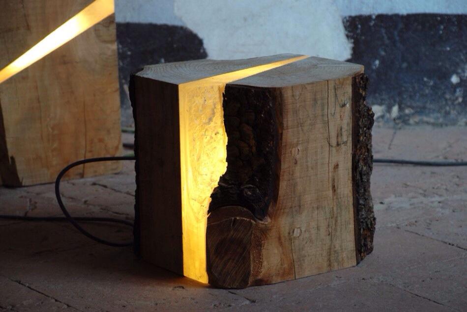 buche lumineuse de Marco Stefanelli