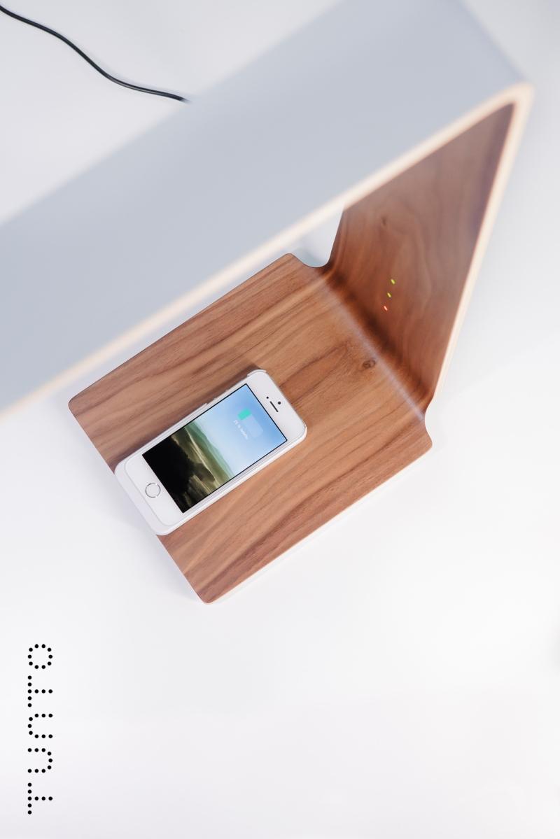 Une Lampe De Bureau Design Colo Mais Surtout Connect E