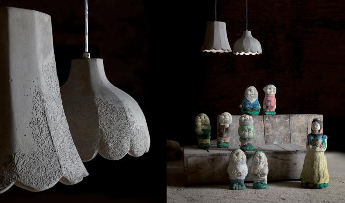 mammolo-e-pisolo karman lighting luminaire design blanche neige