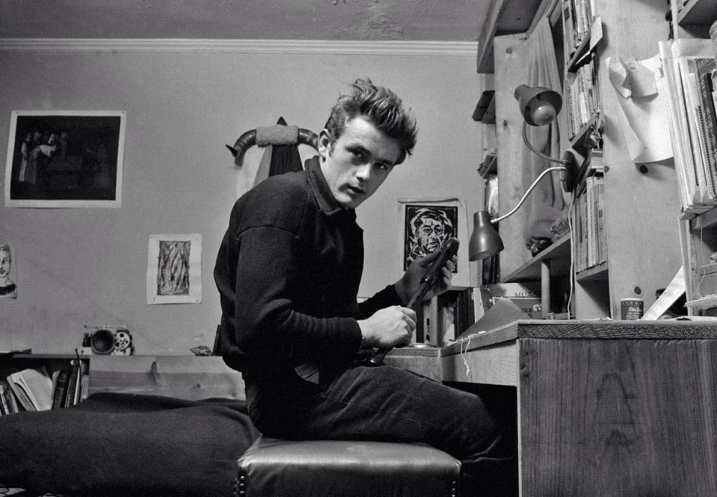 appartement James dean Applique double fifties Nedgis
