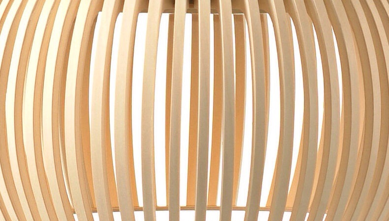 Suspension scandinave secto design - lampe design Nedgis