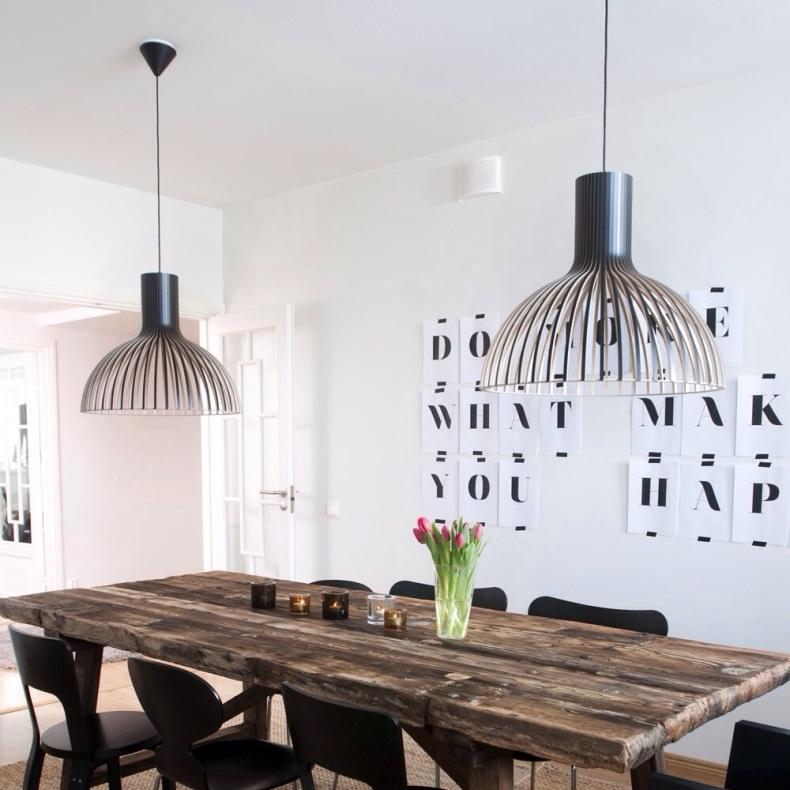 Suspension scandinave secto design - lampe design Nedgis