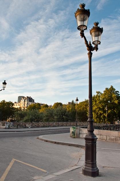 Lampadaire parisien 6