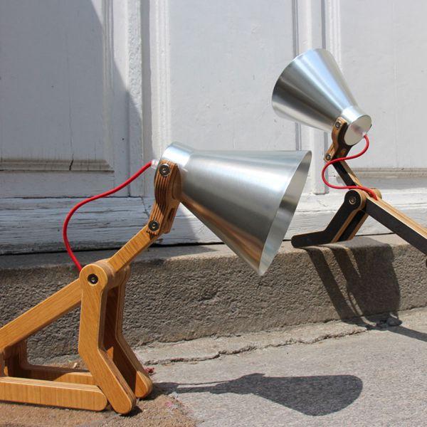 Lampes chien Waaf, de Sturctures