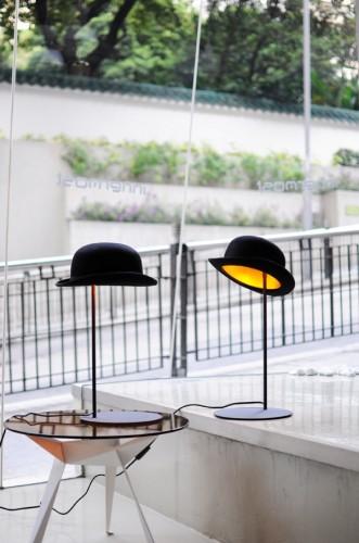 Lampe à poser Jeeves, Noire et or - Innermost, jake Phipps - Nedgis