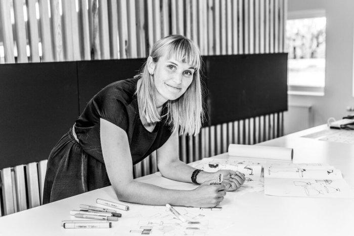 Toni Rie - designer chez Frandsen