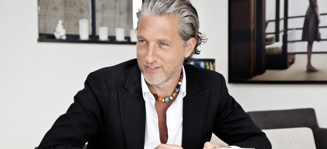 Le Tr S Talentueux Marcel Wanders Fondateur De La Maison De Design Moooi