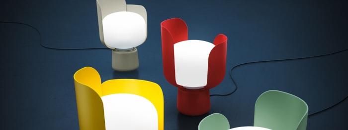 Lampe à poser Blom, Andreas Engesvik, Fontana Arte