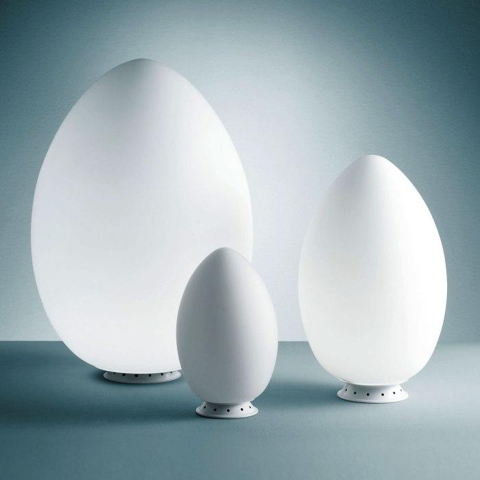 Lampe Uovo de FontanaArte, Gio Ponti - Nedgis
