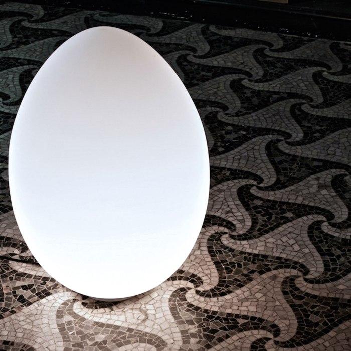 Lampe à poser Uovo, de Ufficio Tecnico, Fontana Arte - Nedgis