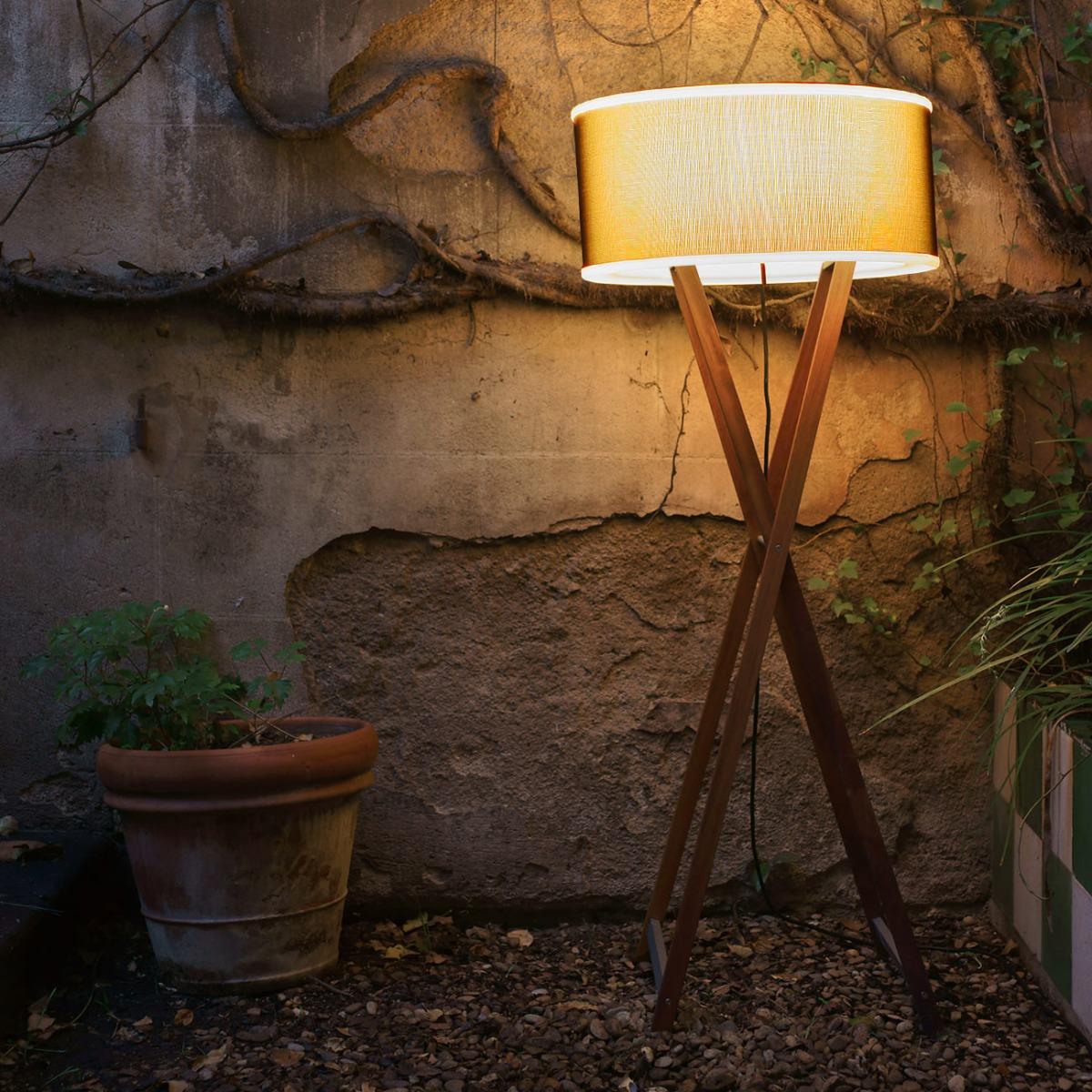 C'est le moment d'éclairer son extérieur nous avons sélectionné 4 lampadaires de jardin
