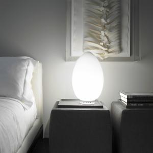 Lampe à poser Uovo, de Gio Ponti, Fontana Arte - Nedgis