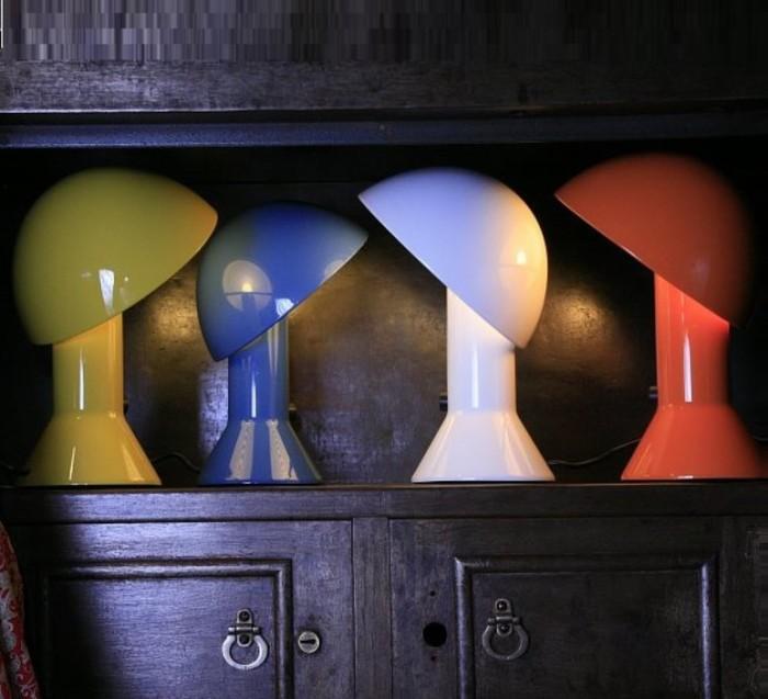 Lampe de chevet design Elmetto - Martinelli Luce