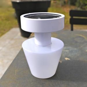lampe de jardin solaire, lampe solaire, lampe sans fil