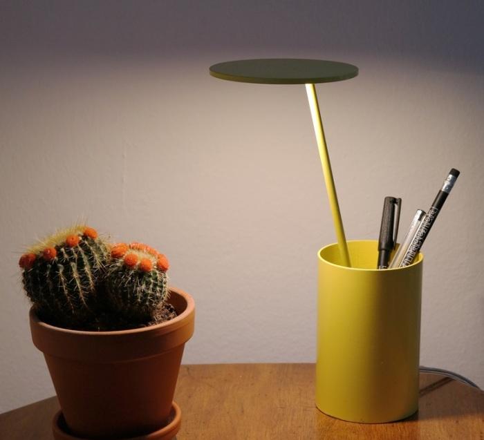 Lampe ET, FormAgenda