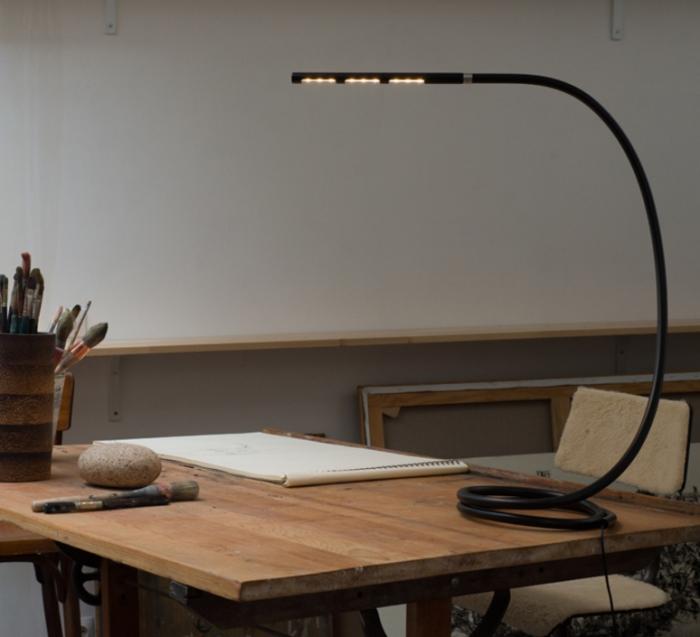 Lampe de bureau S7 origin mini, Structures