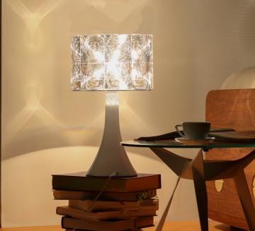 Lampe de bureau blanc Lighthouse, Innermost