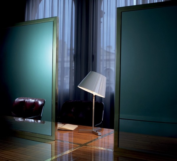 Lampe de bureau blanche, Nolita, Marset