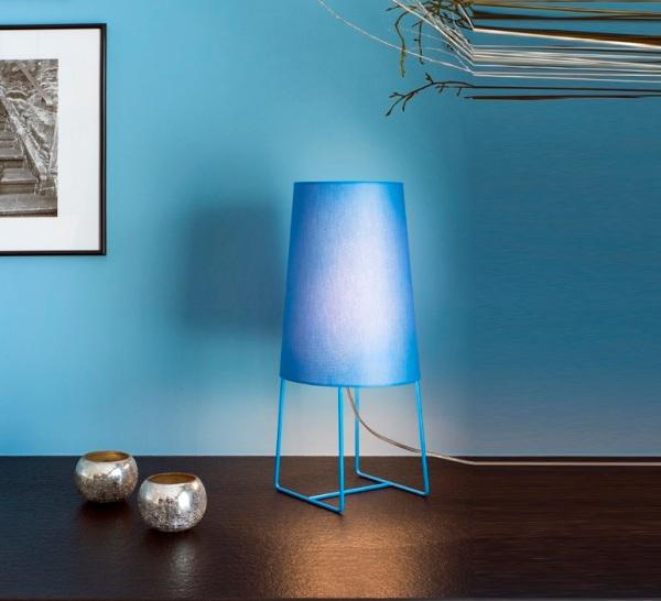 Lampe bleu Minisophie, Fraumaier